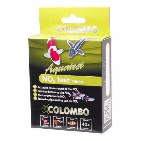 Test NITITES COLOMBO gouttes