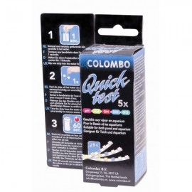Test Bandelette COLOMBO 5 en 1