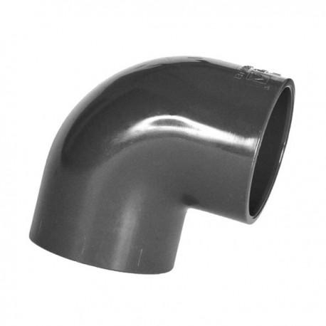 Coude PVC Pression 90°