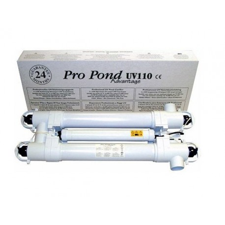 UV TMC Pro Pond Clear 110 W Advantage