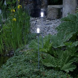 Jeu de 2 bornes GAURA Led GARDEN LIGHTS