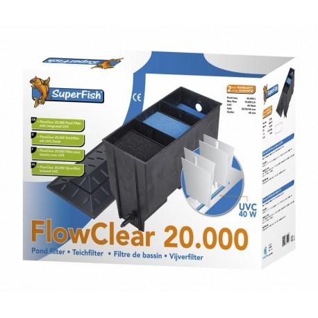 Kit de filtration complet pour bassin 8000L