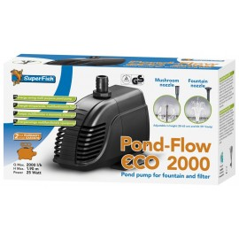 SUPERFISH POND FLOW ECO 2000 POMPE JET D'EAU