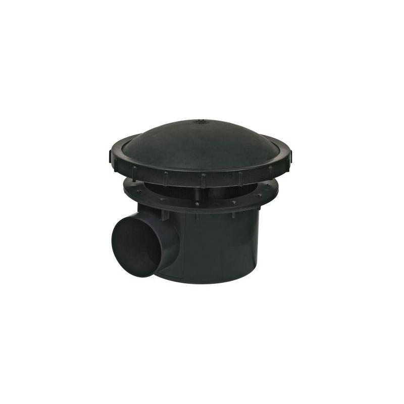 Bonde de fond d110mm avec diffuseur epdm boutique bassin - Bonde de fond ...