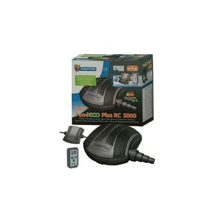 Pompe SUPERFISH avec variateur POND ECO Plus RC