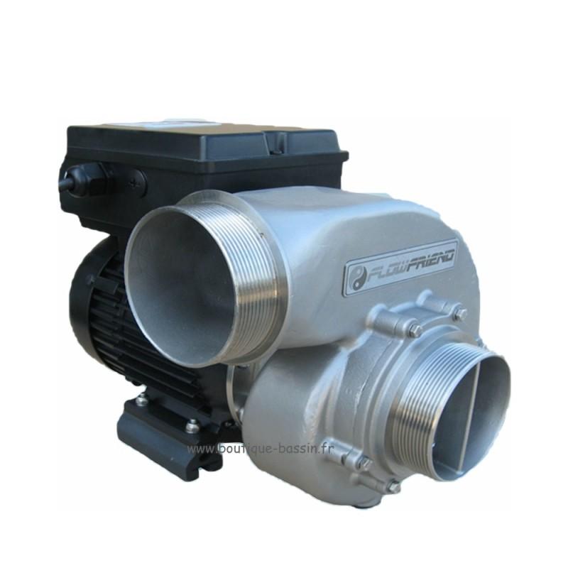Pompe flowfreind de air aqua for Pompe a air pour bassin exterieur