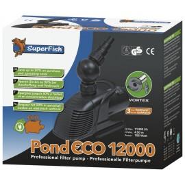POMPE pour bassin SUPERFISH POND ECO 12000