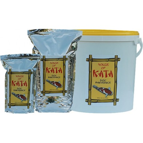 BASIC MAINTENANCE 2,5 L HOUSE OF KATA nourriture pour Koï