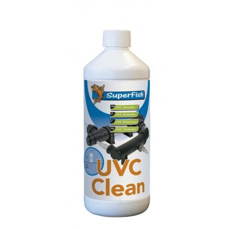 Anticalcaire nettoyant pour classificateur UV 1 litre