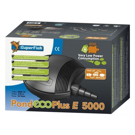 POMPE POND ÉCO PLUS E 5000-22W