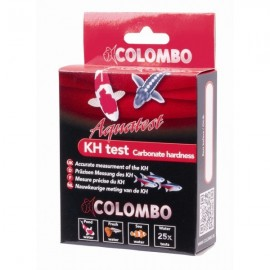 Test KH Colombo gouttes