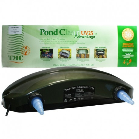 UV TMC Pond Clear Advantage 25 W