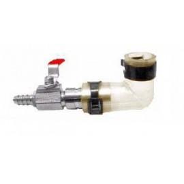 Adaptateur pour vanne de pompe à air