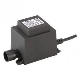 Transformateur électrique 12V 60W GARDEN LIGHTS
