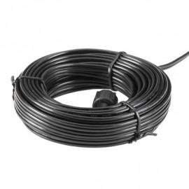 Câble électrique 10m avec 4 connecteurs GARDEN LIGHTS