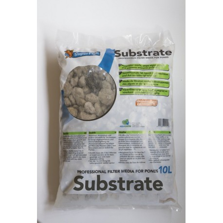 Sac de substrat de filtration HQ de 25 L