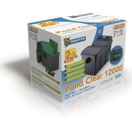 Kit de filtration pour bassin 12 m3 / 5 m3 avec Koï