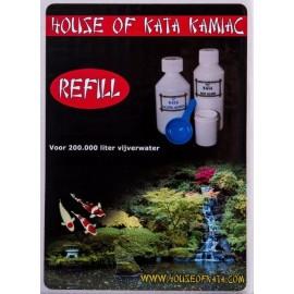 Set de bactéries pour le Kamiac de House of Kata