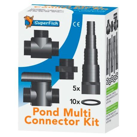 SUPERFISH kit Multi Connecteur Ø 20 / 25 / 32 / 40 mm