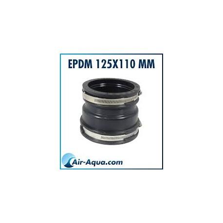 MANCHON EPDM RENFORCE REDUCTION 125/110 MM