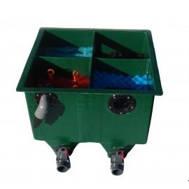 Filtre AQUAWORLD 5m3 QUATRO complet avec couvercle