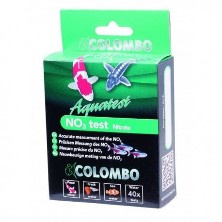 TEST NITRATES COLOMBO GOUTES