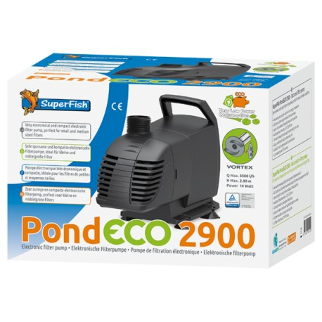 Pompe SUPERFISH PONDECO 2900 ( 3500 L/H )