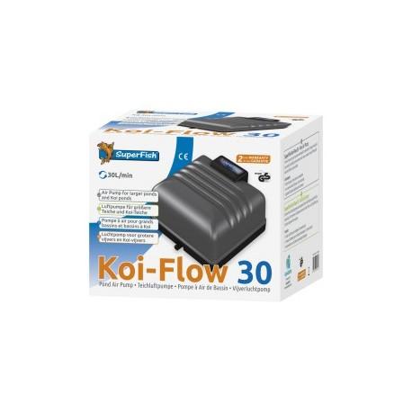 POMPE A AIR SUPERFISH KOI-FLOW 30