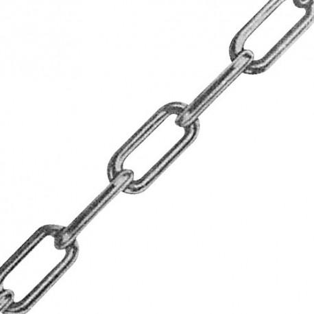 Chaine INOX 2m 4mm
